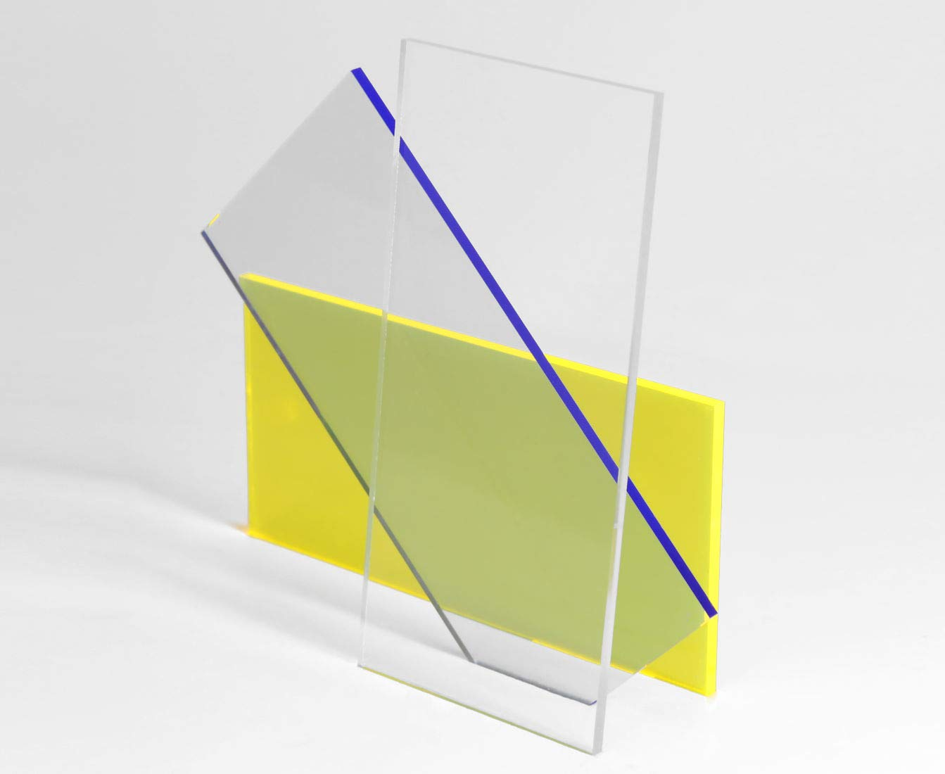 2mm Thick PlasticOnline A5 Size Clear Acrylic Perspex Sheet Panel 148mm x 210mm available thicknesses 2mm 3mm 4mm 5mm 6mm 8mm 10mm