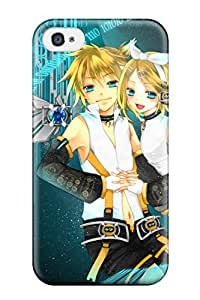 Leana Buky Zittlau's Shop Hot New Style Tpu 4/4s Protective Case Cover/ Iphone Case - Vocaloid 1691363K25940330