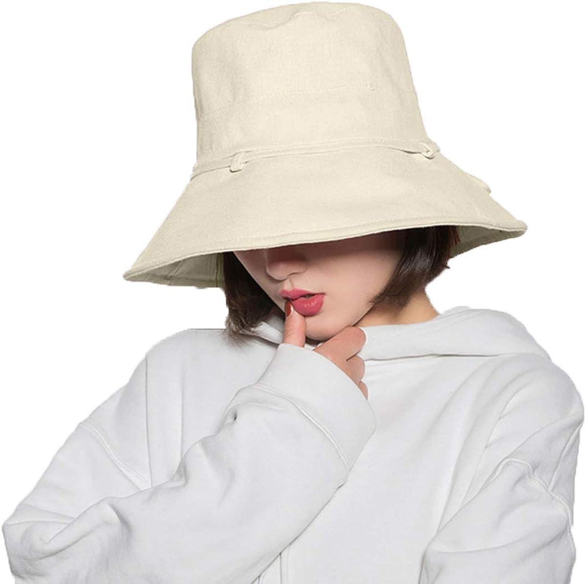 AU/_ Fashion Bucket Hat Fisherman Cap Men/'s Women/'s Summer Outdoor Visor Sun Hat