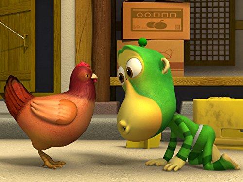 Synergy Media - The Hen, Dog, Chameleon