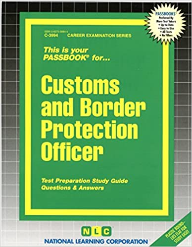 Customs border protection officerpassbooks career examination customs border protection officerpassbooks career examination passbooks fandeluxe Images