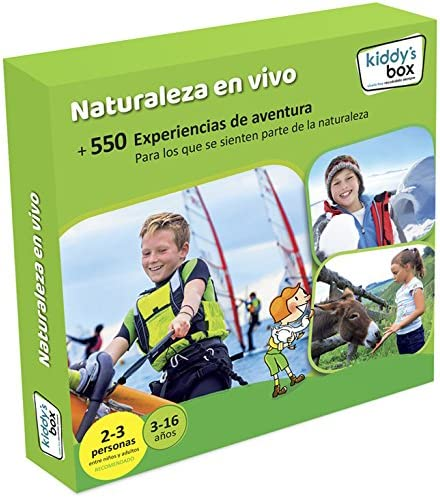 kiddy´s box naturaleza en vivo