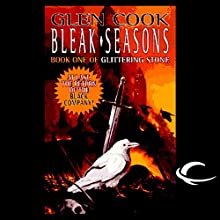 Bleak Seasons: Chronicles of the Black Company, Book 6 Audiobook by Glen Cook Narrated by Jonathan Davis