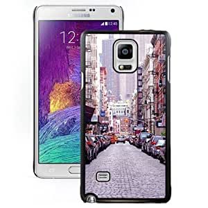 Building Machines Hard Plastic Samsung Galaxy Note 4 Protective Phone Case