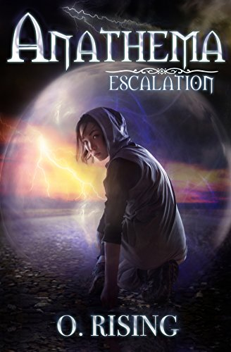 Escalation (Anathema Book 2) (Best Female Superhero)