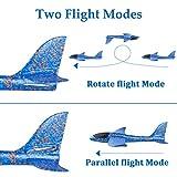 WATINC 2pcs 13.5inch Airplane, Manual