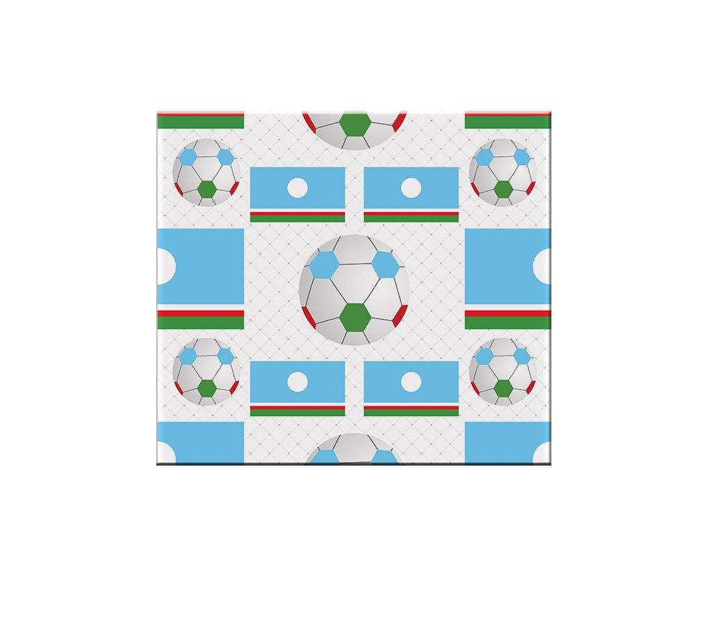 Yakutia Country Flag Soccer Ceramic Tile Backsplash Accent Mural hot sale 2017