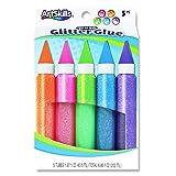 ArtSkills Neon Jumbo Glitter Glue, 5-Piece (Pa-1478)
