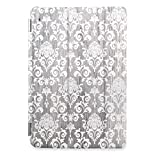 """CasesByLorraine Apple New iPad 9.7"""" (2017) Case, White Review and Comparison"""