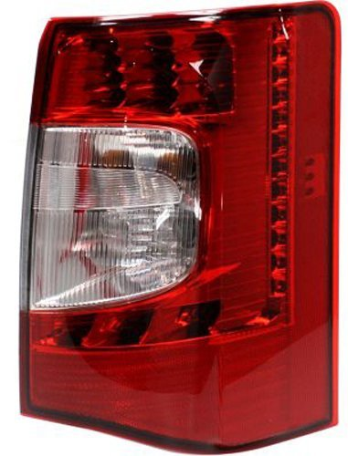 Crash Parts Plus Right Passenger Side Tail Light Tail Lamp for 2011-2015 Chrysler Town & Country