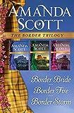 download ebook the border trilogy: border bride, border fire, and border storm pdf epub