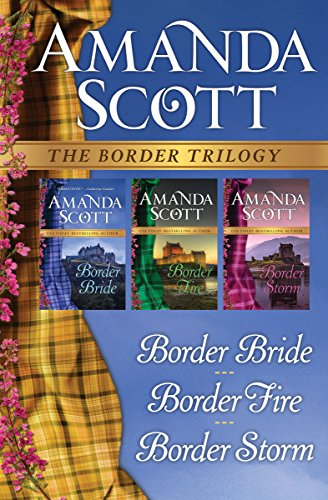 The Border Trilogy Border Bride Border Fire And Border Storm