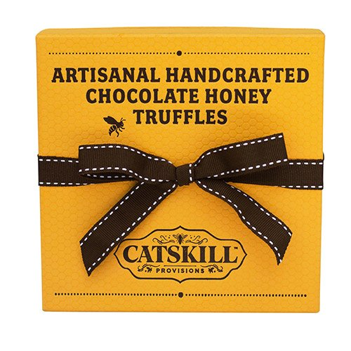 Wildflower Honey Truffles by Catskill Provisions (9 piece)