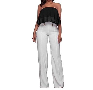 Martinad Elegante Pantalon Mujer Otoño Largos Pantalon De ...