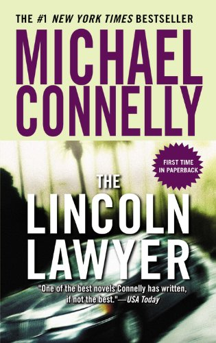 Lincoln Lawyer Novel product image