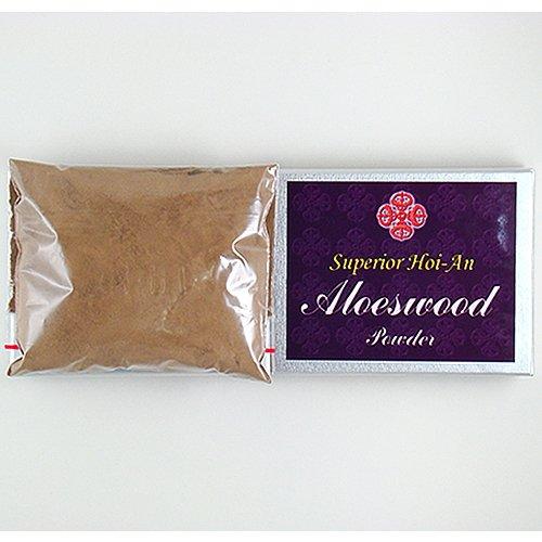 Superior Vietnamese Hoi-An (Jinko) Aloeswood Powder - 100 grams Large Pack - 100% Natural - G252