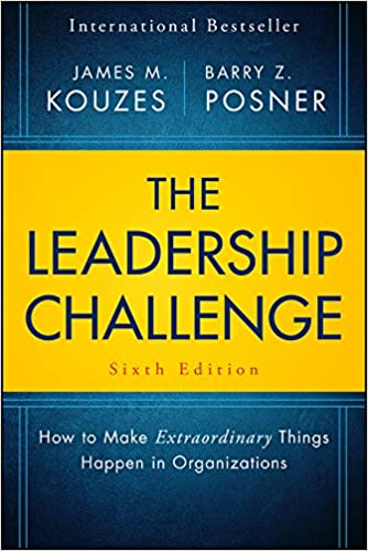 The Leadership Challenge: How to Make Extraordinary Things Happen in Organizations (J-B Leadership Challenge: Kouzes/Posner) 6th Edition by James M. Kouzes , Barry Z. Posner  PDF Download
