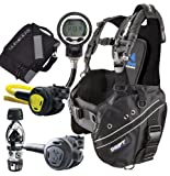 Subgear by Scubapro BCD, MK2 Plus R295 Regulator, R295 Octo, Computer, Scuba Gear Package