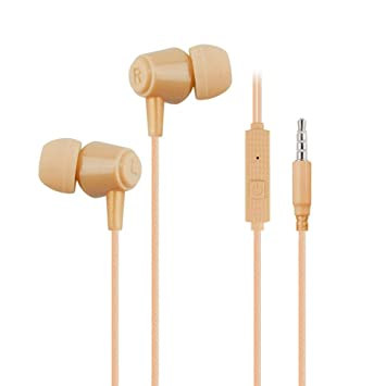 Everpert Estéreo Música K18 Auriculares Deportivos con Cable de 3 ...