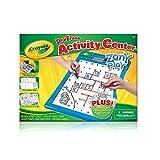 Crayola Dry-Erase Activity Center Zany Play Edition