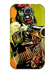 New Arrival LbH-117zYrDrNRD Premium Galaxy S4 Case(red Dead Redemption Undead Nightmare Video Game Other)