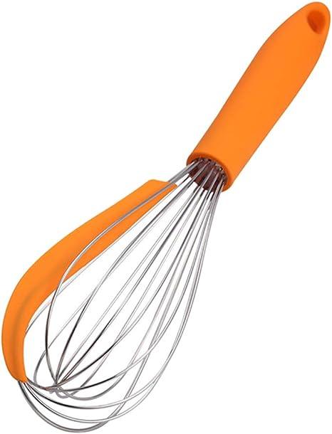 Compra EDQZ Batidor De Cocina Manual, Batidor De Huevo De Cocina ...