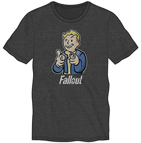 Fallout- Vault Boy T-Shirt Size S