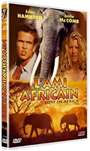 L'Ami africain [Francia] [DVD]