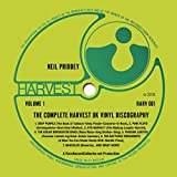 The Complete Harvest UK Vinyl Discography: Volume 1