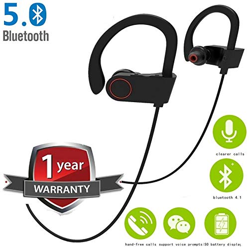 Drumstone QC10 Jogger Wireless Bluetooth Headphone with Stereo Sound