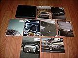 2010 BMW 750i 750Li 760Li xDrive Owners Manual with Nav.