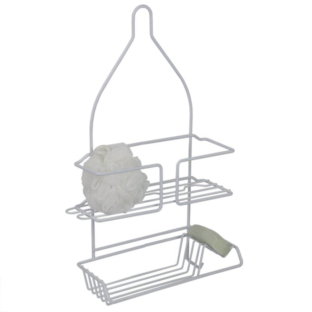 Home Basics SC10228 Shower Caddy, Vinyl