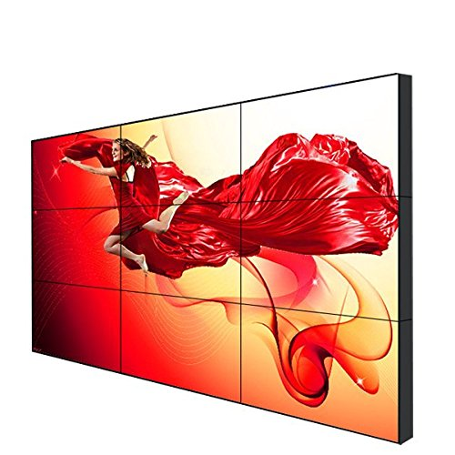 Folaida® 46 inch 3.5mm LG seamless tv wall lcd video wall for advertising B06WVCD677