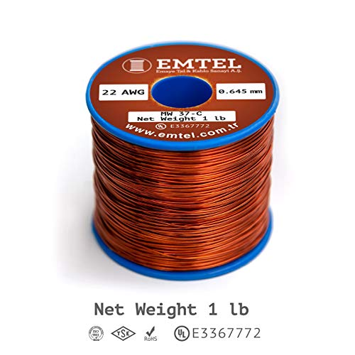 1 lb Magnet Wire Enameled Copper Coil Details about  /0.28 mm 29 AWG Gauge 460 gr ~760 m