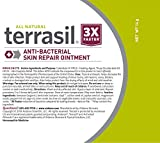 Antibacterial Skin Repair 3X Faster Dr. Recommended 100% Guaranteed All Natural Ointment Fissures Folliculitis Angular Cheilitis Impetigo Chilblains Lichen Sclerosus Boils Cellulitis by