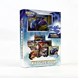 Pokemon Primal Clash Kyogre Box Gift Value Pack
