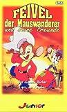 Feivel, der Mauswanderer und seine Freunde 1: Der einsame Rächer u. a. [VHS]
