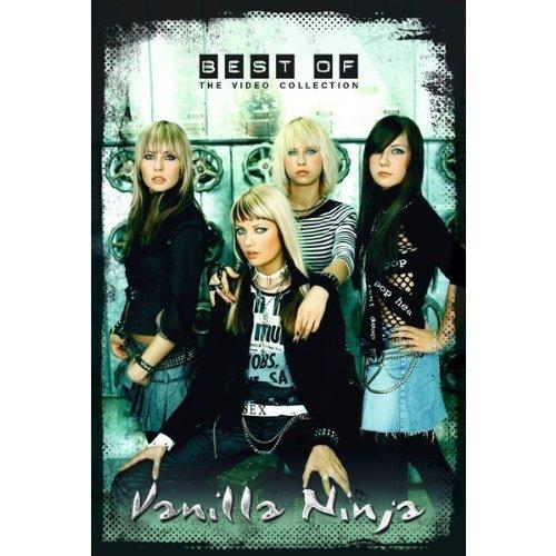 Vanilla Ninja - Best of: The Video Collection Alemania DVD ...