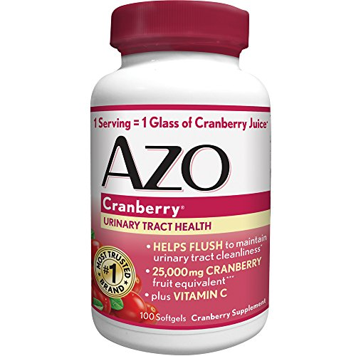 Azo cranberry pills dosage