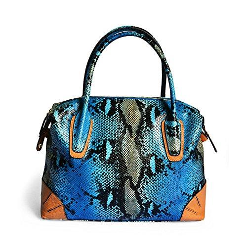 Snake Skin Handbag - 4
