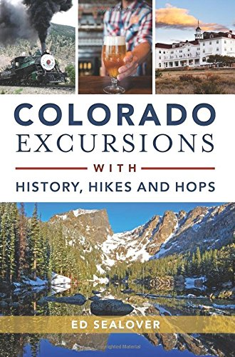 Colorado Excursions History Hikes Guide product image