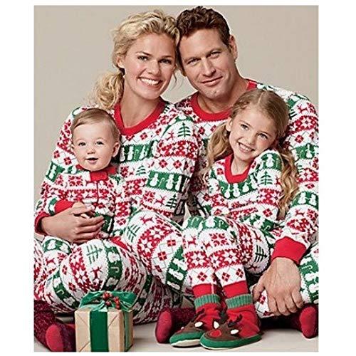 SOHOH Pijama Navidad Familiar Pijama Navidad Familiar Productos a ...