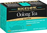 Bigelow Oolong Tea Bags, 20-Count Boxes (Pack of 6), Oolong Tea Bags for Hot or Iced Tea, Smoky and Nutty Aroma, All Natural, Gluten Free