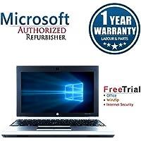 HP EliteBook 2170P 11.6 Inch Business High Performance Laptop Computer(Intel Core i7 3667U 2.0G,8G RAM DDR3,240G SSD ,Windows 10 Professional)(Certified Refurbished)