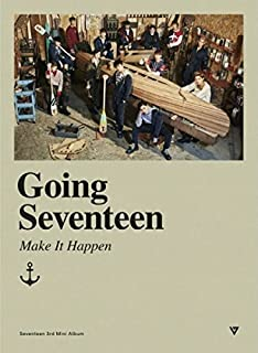 SEVENTEEN - Going Seventeen [Make The Seventeen Version