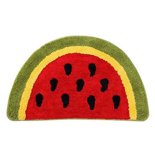 Ustide Fashion Fruit Design Doormat Slip Resistant Kitche...