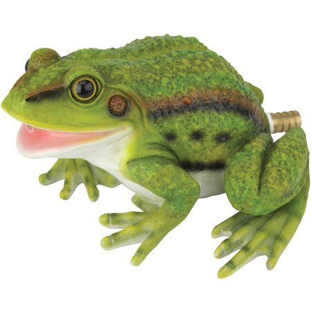 Frog Spitter (Danner Mfg PondMaster Fountain Frog Spitter)