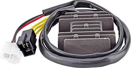 32800-08D10 New Voltage Regulator Rectifier 12V for 199cc Suzuki DR200SE 96 97 98 99 00 01 02 03 04 05 06 07 08 09 10 11 12 13 1996-2013 SH5536