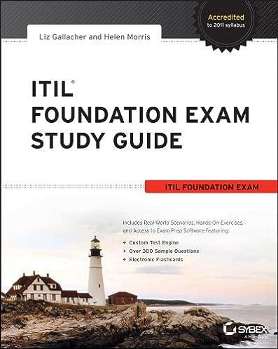 amazon com itil foundation exam study guide ebook liz gallacher rh amazon com Sybex CCNA Virtual Lab Sybex Baby Seat