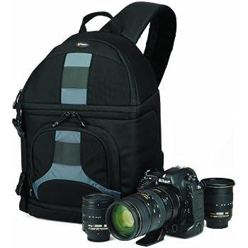 Lowepro Slingshot 200 All Weather Backpack (Black)